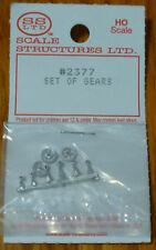 SS Ltd. HO #2377 Set of Gears