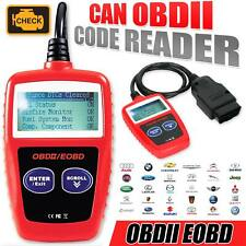 MS309 MaxiScan Car OBD2 Engine Fault Code Reader Scanner Diagnostic Service Tool