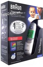 Braun ThermoScan 7 IRT 6520 Baby&Adult Professional Digital Ear Thermometer
