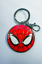 Spider-Man Circle Logo Metal Keychain Porte-Clés SEMIC