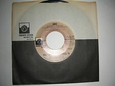 RARE 45 Herny Jerome - One (from a Chorus Line)/ Freedom   Private Stock VG+ '76