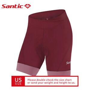 Cycling Shorts For Women Breathable 4D Cushion Bike Shorts MTB Women's Pants