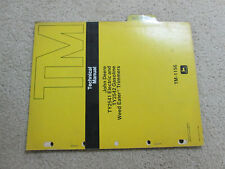 John Deere Ty2541 Weed Eater Trimmers Technical Manual Tm-1156