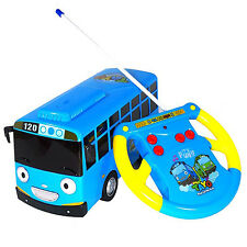TAYO The Little Bus RC Car Toy Remote Control Blue Character Children Kid Gift