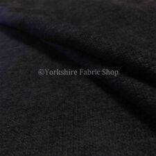 Telas y tejidos color principal negro 135 cm para costura y mercería