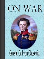 On War Volumes 1-3, Carl von Clausewitz Unabridged Audiobook on 2 MP3 CDs