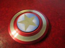 modèle à la main 1//6 Captain America Shield 2.0 Boucle de matériau en métal