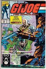 G I Joe: A Real American Hero #113  Marvel 1991