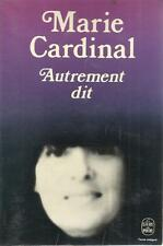 Marie Cardinal Otherwise Dit