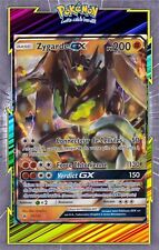 Zygarde GX  - SL06:Lumière Interdite - 73/131 - Carte Pokemon Neuve Française