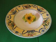 Villeroy & Boch Citta Champagna Castellina * Suppenteller *