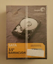 "SEAGATE Barracuda 1.5TB 5900RPM 3.5"" 3GB/s Internal Hard Drive ST315005N4A1AS-RK"
