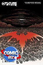 FUTURE STATE GOTHAM #1 (2021) 1ST PRINTING CARDSTOCK VARIANT COVER DC COMICS