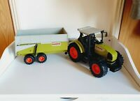 Claas Ares 836RZ Toy  Tractor & Trailor Dickies Toys