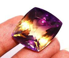 Kite Shape Ametrine Natural Loose Gemstone   70 Ct Certified Rare Pieces