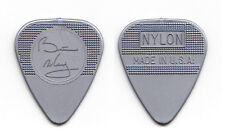 Queen Brian May Signature Silver Herco Molded Guitar Pick - 2005 Tour