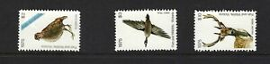 Australian Cinderella Stamps. Fish and Wildlife Victoria. 1975 Set. MUH/MNH