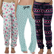 Womens Ladies Lounge Pants Pyjama Bottoms Trousers Lounge Night wear PJ