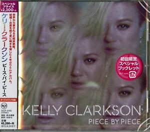 KELLY CLARKSON-PIECE BY PIECE-JAPAN CD BONUS TRACK F35