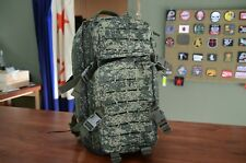 Military Russian EMR Digital Flora 3Day Molle Tactical Assault Backpack Med Army
