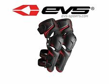 EVS EPIC KNEE SHIN PAD GUARD BRACE PIVOT LARGE EXTRA LARGE MOTOCROSS DIRT XL L
