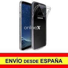 Funda Silicona para SAMSUNG GALAXY NOTE 8 Protector Transparente ¡España! a2869
