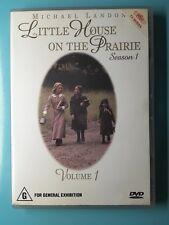Little House on the Prairie DVD - Season 1, VOL 1 - 4 Episodes Ex Rental