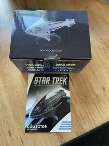 Eaglemoss Star Trek Special Issue #25 Son'a Collector Boxed + Magazine