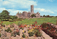postcard Ireland  Quin Abbey  Co Clare  unposted