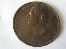Arthur Marquies Wellington Portugal Delivered Spain Relieved  1812 Bronze medal