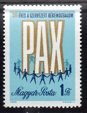 Hungary - 1969 20 years peace movement Mi. 2518 MNH