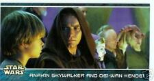 Topps Star Wars Trivia Trading Cards Episode I