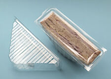 500 - SINGLE HINGED SANDWICH WEDGES + FAST & FREE DELIVERY!!!
