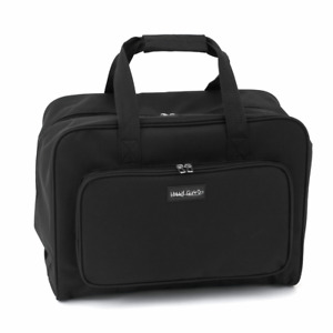 Hobby Gift Sewing Machine Bag Carry Case: Black