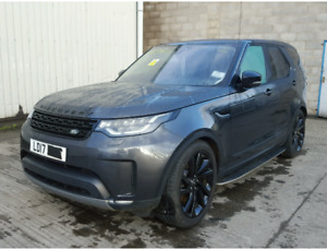 LAND ROVER DISCOVERY 5 TDV6 3.0 DIESEL AUTOMATIC 2017 4 X STANDARD WHEEL NUTS