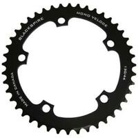 Sugino Sprocket 1 or 2 Compartment Silver 110 Bolt Circle 34,36,42,44,46,48,