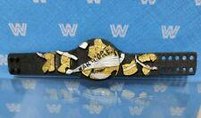 WWE WWF  Mattel Hardcore Championship Wrestling Figure Belt