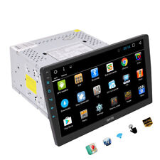 Double 2Din 10.1inch Android 6.0 Quad Core Car Radio In Dash Stereo GPS 4G OBDII