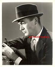 Vintage Mark Stevens HANDSOME FILM NOIR '54 CRY VENGEANCE Publicity Portrait