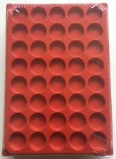 LOT 10 BOX - PLATEAUX DE RANGEMENT EN PLASTIQUE POUR CAPSULES 40 CASES RONDES