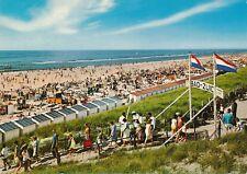 alte AK Egmond aan Zee - Am Strand, Niederlande gelaufen Ansichtskarte B010j