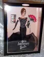 40Th Anniversary Barbie ~Mint Condition~Black & Silver