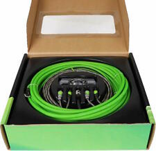 NEWTrue 0 Gauge Amp Kit AWG Green Amplifier Install Wiring Accessories Surge F-0
