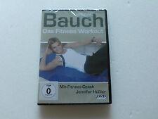 Bauch Spezial  Fitness Workout Jennifer Hößler Aerobic Fitness  DVD Neu OVP