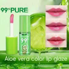 10PCS Moisturizing Aloe Vera Long Lasting Lip Gloss Lip Lip Lipstick Balm