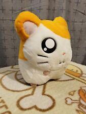 "2002 Hasbro Hamtaro Approx 10"" Hamtaro Ham-Ham Hamster Plush By Epoch"