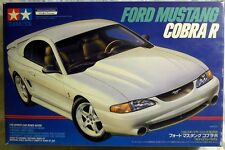 Tamiya 24156: ford Mustang Cobra R, kit en 1/24, nuevo con embalaje original-muy raras