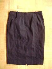 @ René Lezard @ CLASSIQUE jupe jupe crayon noir gr. 38 taille M