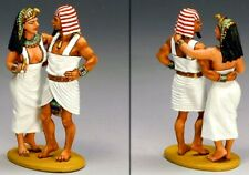 KING & COUNTRY ANCIENT EGYPT AE032 WEDDING COUPLE MIB