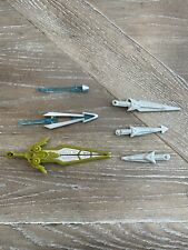Power Rangers Time Force Weapons Parts 2001 Bandai